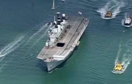 Anh, Pháp lên kế hoạch quân sự với Syria