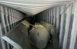 Triều Tiên tiếp cận tàu bị Panama bắt giữ