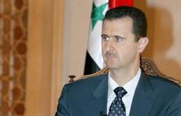 Tổng thống Assad: Syria sẽ tự bảo vệ mình