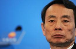 Trung Quốc cách chức quan chức cao cấp