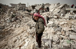 Mỹ thông báo cho Trung bằng chứng vũ khí hóa học ở Syria