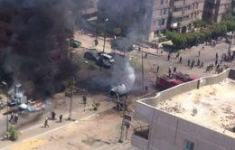 Bộ trưởng Nội vụ Ai Cập bị ám sát hụt