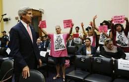 """Thượng viện Mỹ bật đèn xanh về vụ """"tấn công có giới hạn"""" với Syria"""