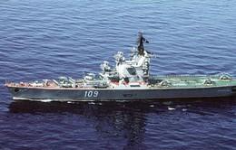 Nga điều tàu tuần dương trang bị tên lửa tới Địa Trung Hải
