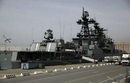 Thêm hai tàu chiến của Nga đến Địa Trung Hải
