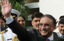 Tổng thống Pakistan kết thúc nhiệm kỳ