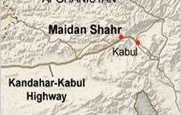 Đánh bom cơ quan tình báo tại Afghanistan