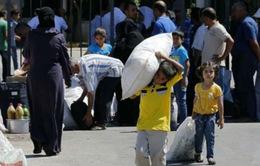 Thổ Nhĩ Kỳ thắt chặt an ninh tại biên giới với Syria
