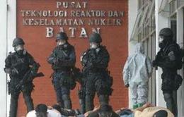 Diễn tập chống khủng bố ASEAN mở rộng ở Indonesia
