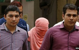 Xét xử 4 nghi phạm hiếp dâm nữ sinh tại Ấn Độ