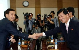 Hai miền Triều Tiên mở lại khu công nghiệp Kaesong