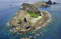 Nhật – Trung: Tranh chấp biển đảo nóng lên