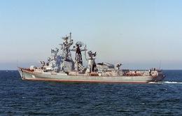 Nga tiếp tục tăng số tàu chiến tại Địa Trung Hải