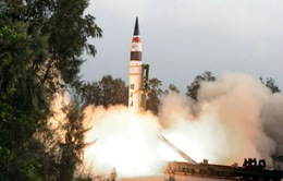 Ấn Độ thử tên lửa đạn đạo mang đầu đạn hạt nhân