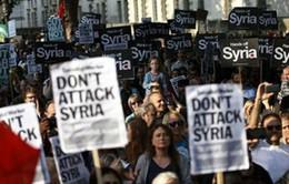 Syria - Điểm nóng của thế giới tuần qua