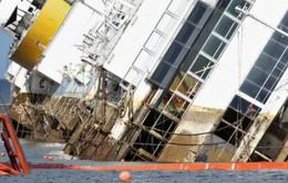 Italia trục vớt tàu Costa Concordia