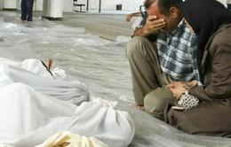 Syria có bằng chứng phe đối lập sử dụng vũ khí hóa học
