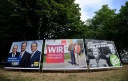 Vấn đề xã hội qua tranh cử Quốc hội Đức