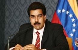 Mỹ từ chối cho máy bay tổng thống Venezuela qua không phận