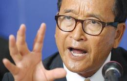 Campuchia: Đảng Cứu quốc tẩy chay họp Quốc hội