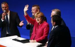 Đức: Đảng Dân chủ Thiên chúa giáo giành thắng lợi áp đảo