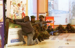Ít nhất 68 người thiệt mạng trong vụ tấn công ở Kenya