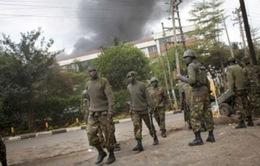 Lực lượng an ninh Kenya đột kích quân khủng bố