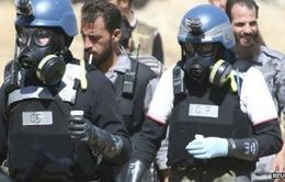 Đoàn thanh sát của LHQ quay trở lại Syria