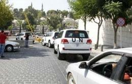 Chuyên gia vũ khí hóa học LHQ quay trở lại Syria