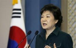 Tổng thống Hàn Quốc kêu gọi tăng cường quốc phòng
