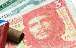 Cuba thúc đẩy thống nhất tiền tệ