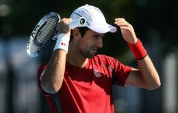 Djokovic thẳng tiến vào tứ kết China Open 2013
