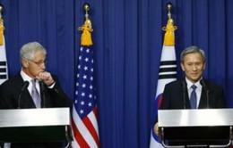 Mỹ - Hàn ký kết chiến lược quân sự đối phó với Triều Tiên