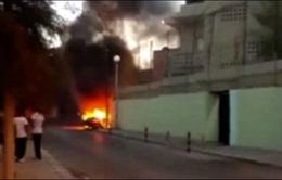 Nga sơ tán Đại sứ quán tại Libya