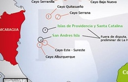 Colombia phản đối Nicaragua đầu tư vùng tranh chấp