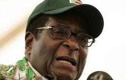 Tổng thống 89 tuổi chiến thắng bầu cử tại Zimbabwe