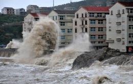 Trung Quốc sơ tán dân tránh bão Fitow