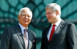 Canada tăng cường quan hệ với các nước châu Á
