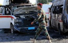 Iraq: Làn sóng đánh bom tại Baghdad