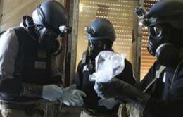Tiến triển trong quá trình giải giáp vũ khí hóa học tại Syria
