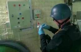 OPCW kêu gọi ngừng bắn tạm thời tại Syria