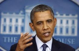 Tổng thống Mỹ sẵn sàng thương lượng với phe Cộng hòa