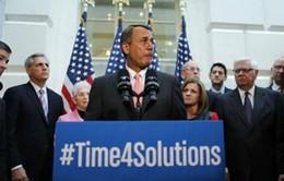 Mỹ: Đảng Cộng hòa đề xuất nâng trần nợ trong ngắn hạn