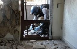 Nga: Có tiến triển trong thanh sát vũ khí hóa học ở Syria