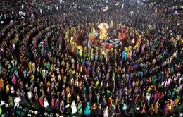 Gần trăm người thiệt mạng do giẫm đạp tại đền thờ Ấn Độ