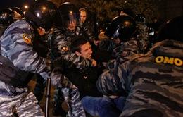 Moscow tăng cường an ninh sau vụ bạo loạn