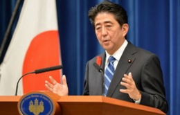 Thủ tướng Nhật Bản cam kết thúc đẩy quốc phòng