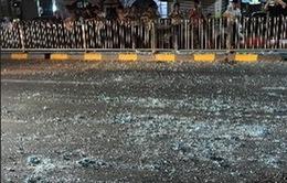 Myanmar: Nổ bom khách sạn, 1 người Mỹ bị thương