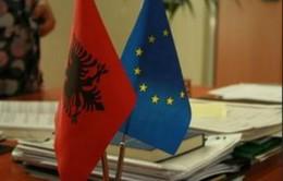 Đề nghị trao quy chế ứng viên gia nhập EU cho Albania