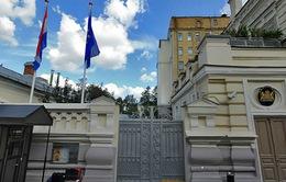 Tham tán công sứ Hà Lan tại Nga bị hành hung